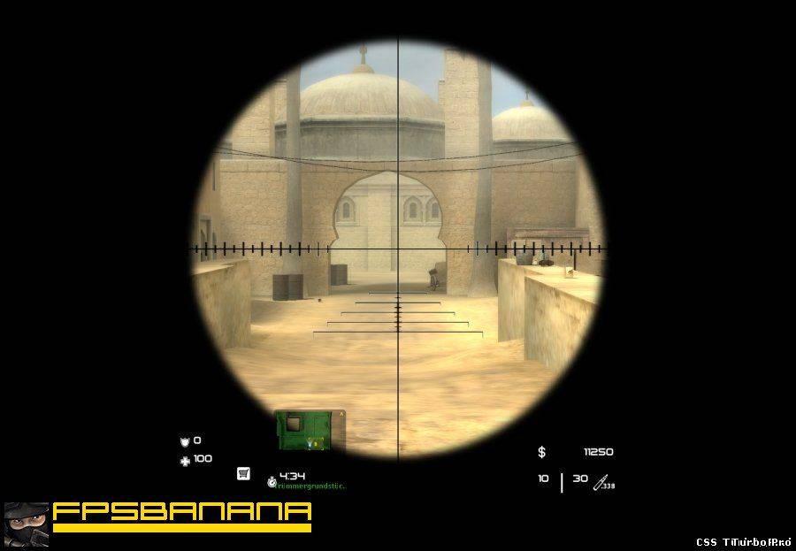 Толщина перекрестия снайперского прицела « (Гайды/Статьи по игре) 96